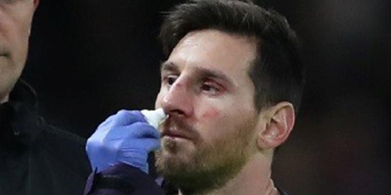 Messi todavía no se repone de la eliminación del Barcelona ante el Liverpool en la Champions