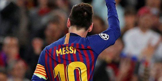 """El mundo del fútbol rinde tributo a esta nueva maravilla de Messi: """"De otro planeta"""""""