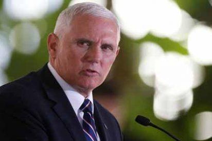 """Mike Pence: Habrá sanciones contra la Corte chavista e """"incentivos"""" para los militares de Guaidó"""