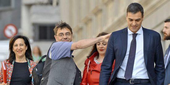 """Hipoteca obliga: """"¡amialgo!"""". Los Marqueses de Galapagar arrodillados ante el PSOE de la cal viva."""
