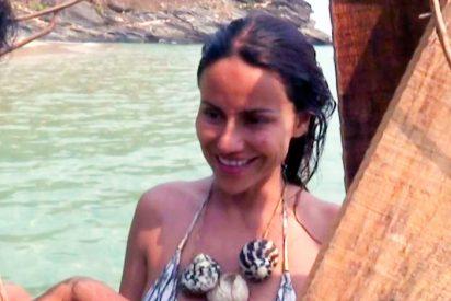 Nuevo romance a la vista en 'Supervivientes' con Mónica Hoyos como protagonista