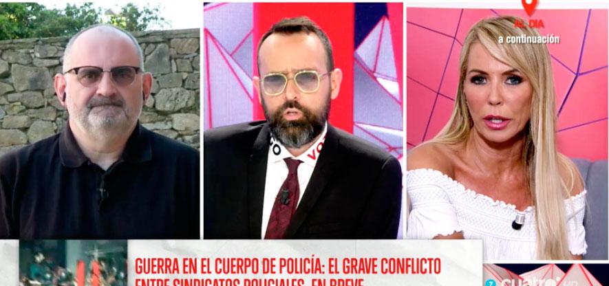 "La abogada Montse Suárez se refiere a Antena 3 como ""la cadena triste"""