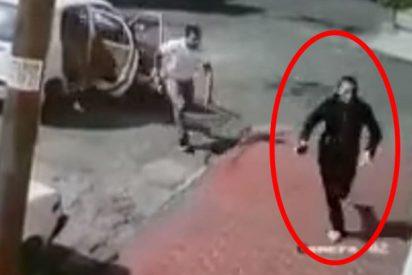 Esta mujer se salva de ser secuestrada a plena luz del día en México gracias a su rápida reacción