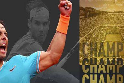 Nadal arrolla a Djokovic y se hace eterno en Roma: 9 títulos