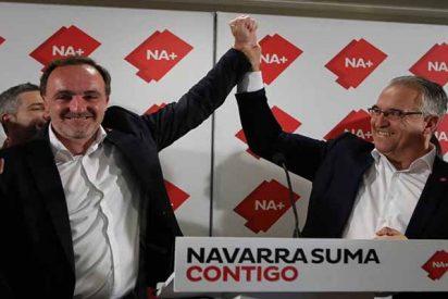 El PSOE decidirá en Navarra si gobierna el centroderecha o vuelve a entregar el poder a los proetarras
