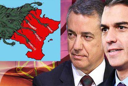 El PNV pone precio a la investidura de Sánchez y el PSOE pagará: los socialistas facilitarán un Gobierno separatista en Navarra