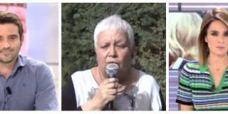 Javier Negre estalla ante la infame mofa de una activista de la PAH a Begoña Villacís y Chaparro, callada como una puerta