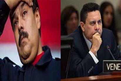 EEUU: Acusan de fraude a Samuel Moncada y a otros funcionarios de Maduro en la ONU