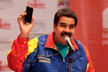 El dictador Maduro reta a EEUU con una