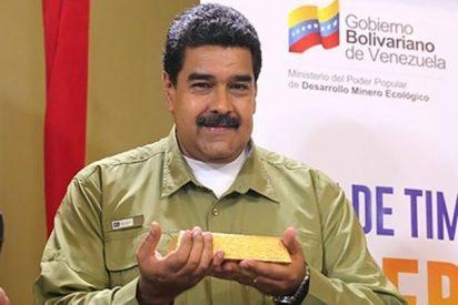 Incautan un avión lleno de oro venezolano en la isla de Saint Martin