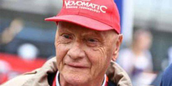 Muere Niki Lauda, el mítico tricampeón mundial de Fórmula 1