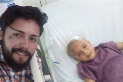 Padre organiza una Expo Tatuajes para costear la lucha de su hija contra el cáncer