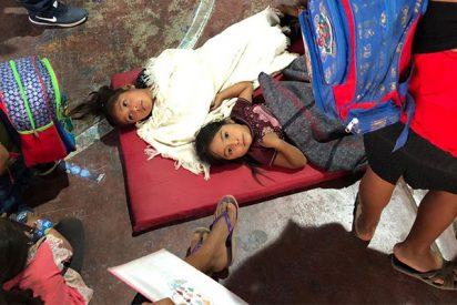 200 menores se intoxican al comer pozole en una fiesta por el Día del Niño