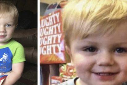 Aparece con vida este niño de dos años en una cantera tras estar perdido tres días