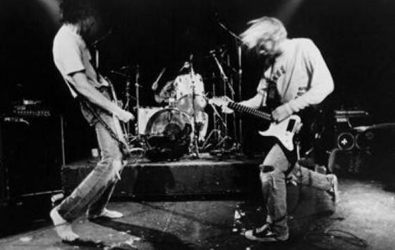 Grupo musical Nirvana