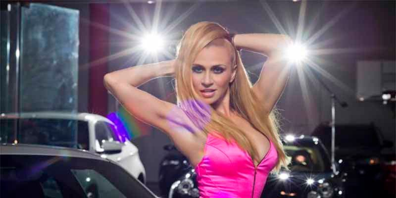 Vídeo: Noelia muestra su sensualidad en estado puro en su nuevo cabaret