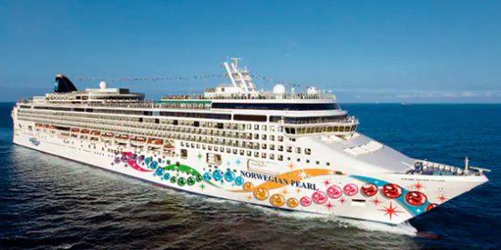 El crucero Pearl de Norwegian se transformará en la mayor discoteca flotante del mundo