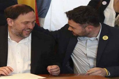 Un Estado serio y España es una democracia con todas las de la ley, no puede permitir la bufonada de los golpistas en el Congreso