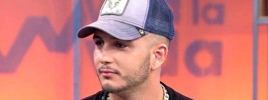 Omar Montes tiene que salir escoltado por la policía al finalizar su actuación en una discoteca
