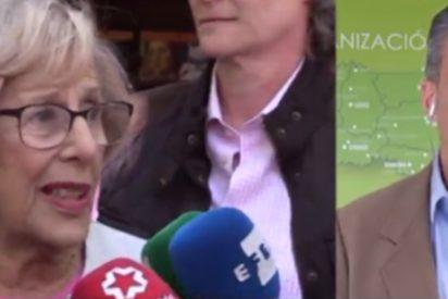 """Ortega Smith: """"Detrás de Carmena hay una política del comunismo y del sectarismo más totalitario"""""""