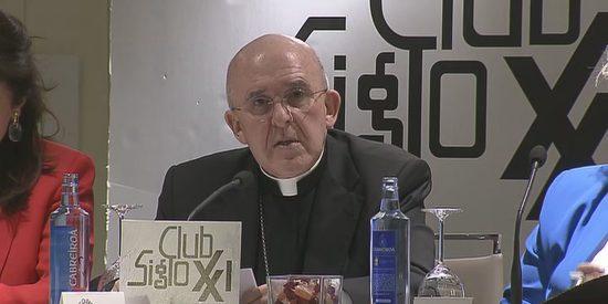 """Laureano Benitez Grande-Caballero: """"El sospechoso currículum del cardenal Osoro, arzobispo de Madrid"""""""