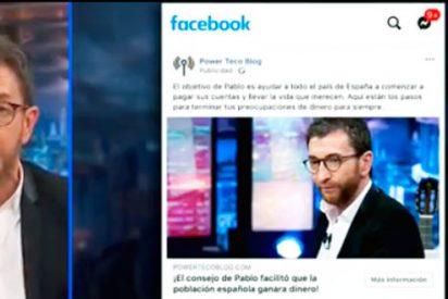 Pablo Motos denuncia a Facebook por una estafa que están haciendo utilizando su imagen