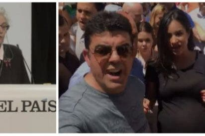 La repugnancia de El País no tiene precio: ¡acusa a Rivera y Villacís de romper el buen rollo denunciando un escrache!