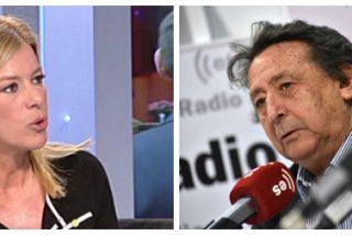 Alfonso Ussía coge por banda a la 'sociata' Palomera y la deja como al 'Ecce Homo' tras su sectario ataque a Vox
