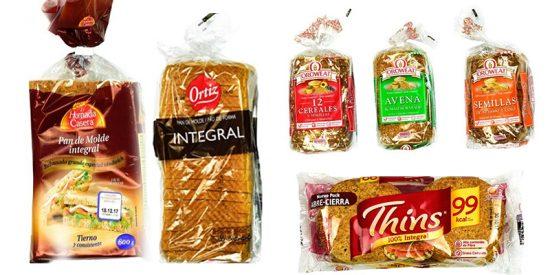 ¿Sabes cuáles son los 5 mejores panes de molde que ofrecen en los supermercados?