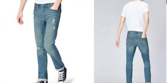 Pantalones Vaqueros De Hombre Rotos O Ripped Jeans Nuestra Seleccion Desde 13 Periodista Digital