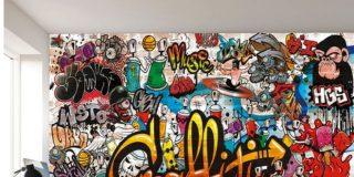 Papel pintado para habitaciones