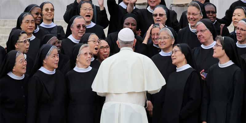 'Las monjas pizza': la penosa explotación de muchas religiosas al servicio del clero masculino en la Iglesia católica