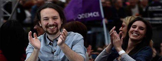 Irene, calienta que sales: Pablo Iglesias se echa por fin a un lado para que Montero sea ministra con Pedro Sánchez