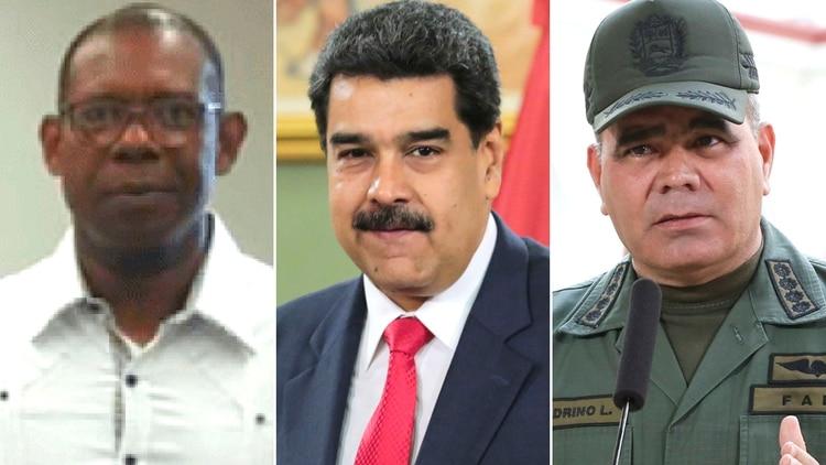 """El jefe de Inteligencia que traicionó a Maduro manda una carta a Vladimir Padrino: """"Mi general, llegó la hora de actuar"""""""
