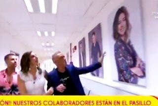 El desprecio de Paz Padilla y Kiko Hernández al ver la foto de Sandra Barneda