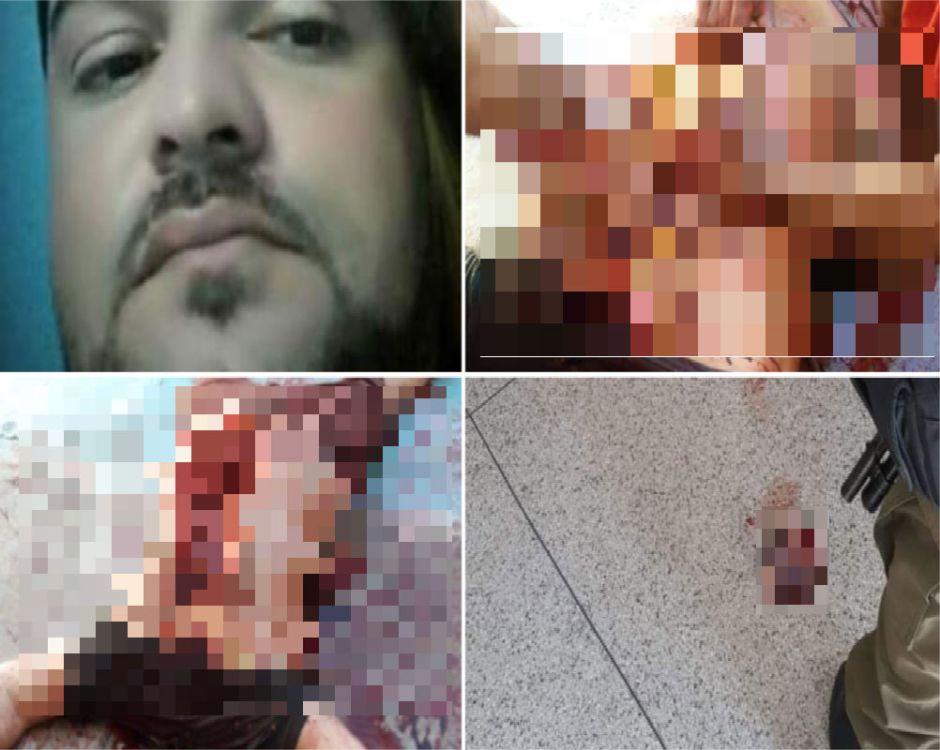 Vídeo: Presos mutilan y decapitan a un reo para jugar fútbol con su cabeza