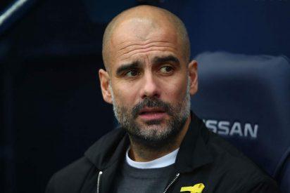 """El Manchester City no teme que Guardiola cambie de aires: """"Eso es una sandez"""""""