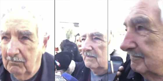 """El 'progre' Pepe Mujica apoya los asesinatos chavistas: """"No hay que ponerse delante de las tanquetas"""""""