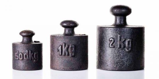 Tras más de un siglo pesando exactamente lo mismo, hoy cambia el peso de un kilo