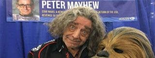 Star Wars: Muere Peter Mayhew, el actor que encarnaba al entrañable 'Chewbacca'