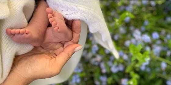 Así celebró Meghan Markle su primer Día de las Madres