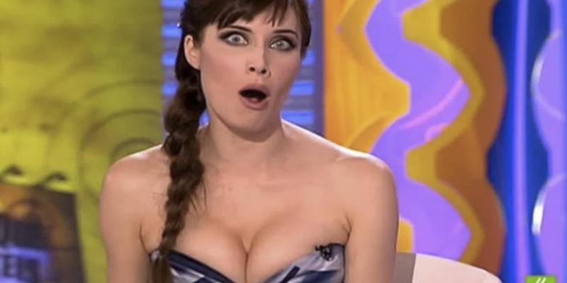 Cuando la bella Pilar Rubio hizo un striptease total que dejó pasmada a la parroquia