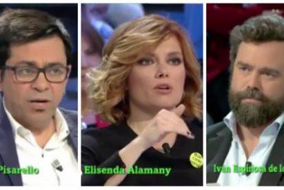 Espinosa (Vox) despedaza en un pis pas al totalitario Pisarello y a la golpista Alamany dejando al aire su intolerancia