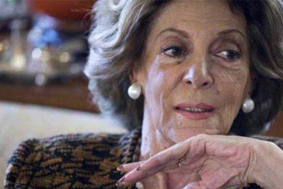 La 'inmortal' Pitita Ridruejo muere a los 88 años