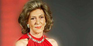 Pitita Ridruejo: Amigos y familiares se despiden de la única española a la que quiso conocer Andy Warhol