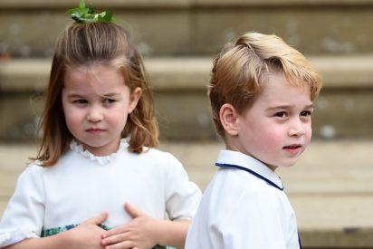 El desafortunado mensaje de cumpleaños de Meghan Markle y Harry a la princesa Charlotte