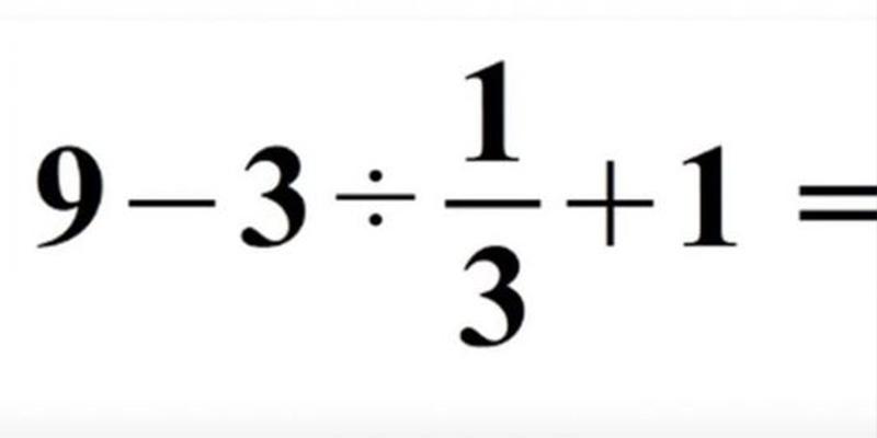 ¿Te atreves con este problema matemático simple?, sólo el 60% lo resuelve
