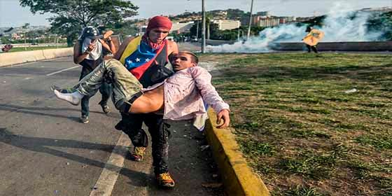 """Amnistía Internacional: """"Maduro sabía de los crímenes de lesa humanidad y no hizo nada"""""""