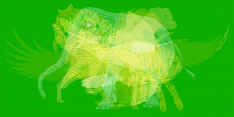 ¿Te atreves con este test visual?: El primer animal que veas en esta imagen revelará qué tu tipo de personalidad