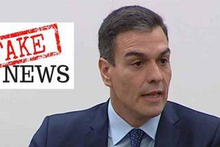 Pedro Sánchez, alias 'Doctor Fake', incluye las 'fake news' en los riesgos nacionales de España